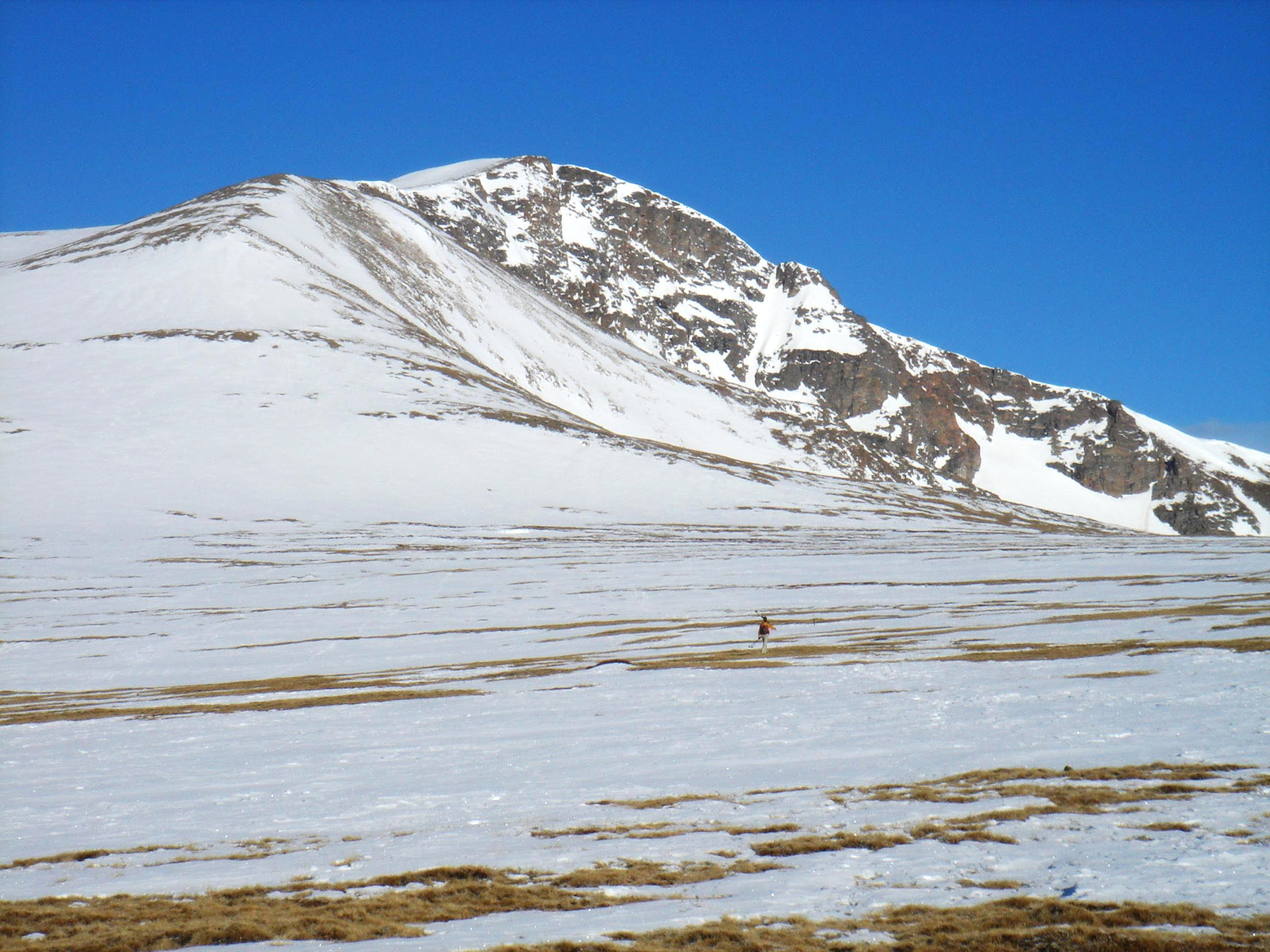 Great Spring Day on James Peak and St. Mary\'s Glacier