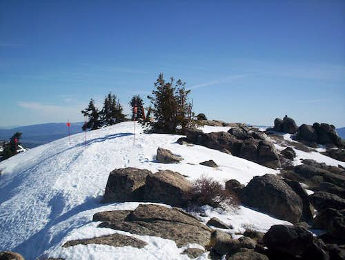 Summit of Granite Chief