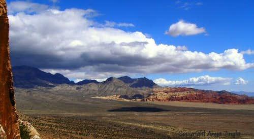 Red Rocks of Nevada