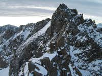 Starlight Peak in March