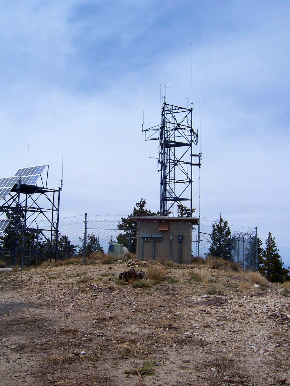 Onyx Peak summit