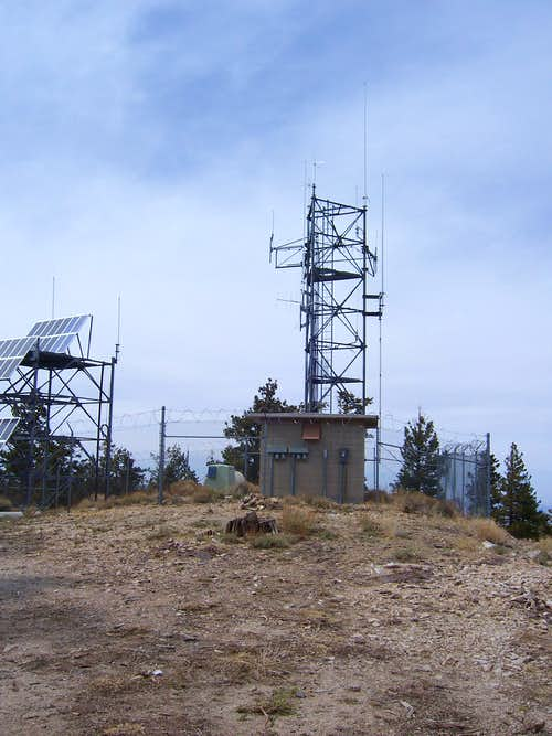 Onyx Peak summit