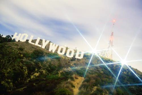 Hollywood Sign, Mt. Lee