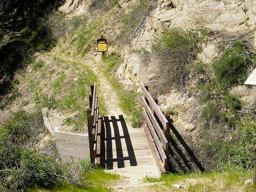 Idlehour Trail at Mt. Wilson Tollroad