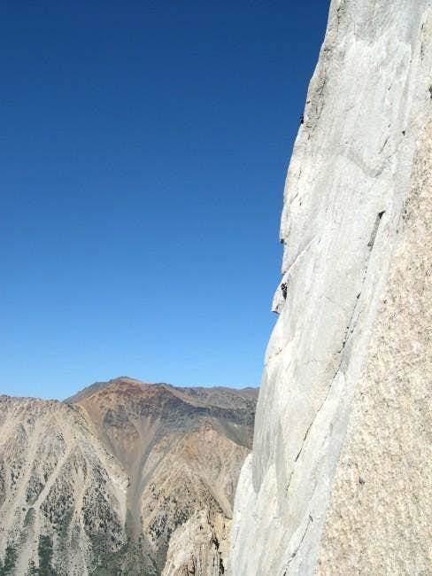 Climbers on Positive...