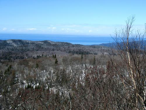 Lake Superior View