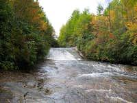 Granny Burrell Falls.