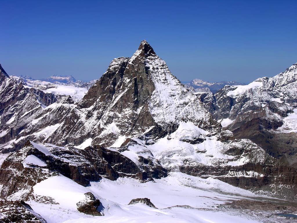 Cervino/Matterhorn (4478 m)
