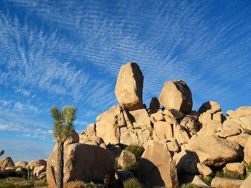 Headstone Rock
