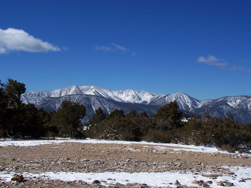 San Bernardino Mountain High Country