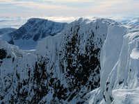 view of Snohetta summit, 03/25/2007