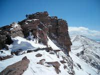 KPT07: Jan on the summit block