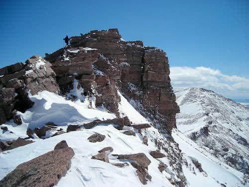 KPT07: The Swansons' 34th Kings Peak Ski Run