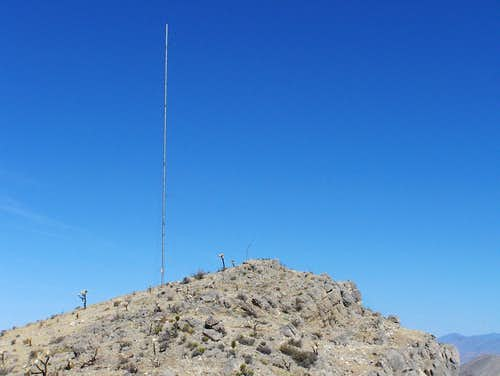Tower on False Peak