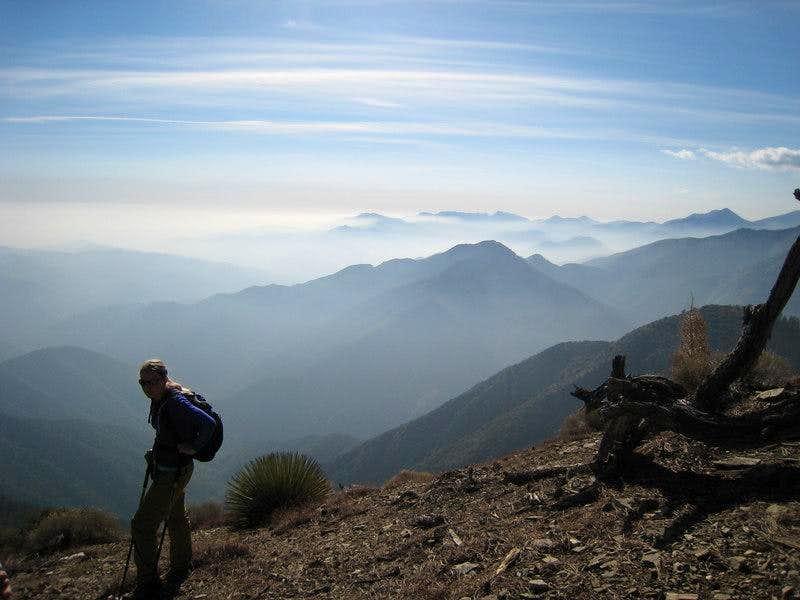 Iron Mountain, San Gabriels