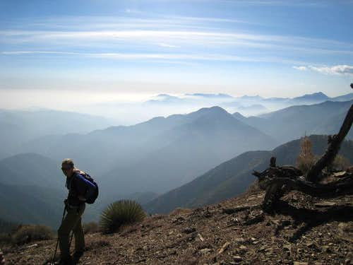 Iron Mountain, San Gabriels