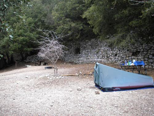 Mt. Lowe Campground