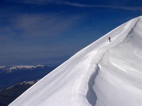 Portella ridge