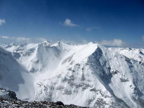 Sacajawea and Matterhorn