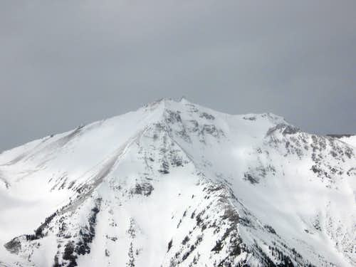 Twin Peaks in March