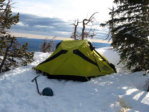 8200' Camp