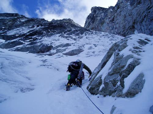 Third couloir transition