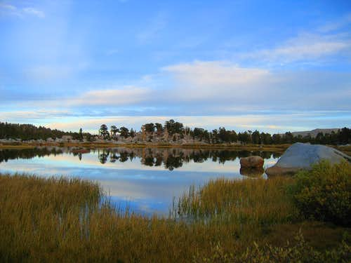 Cottonwood Lakes