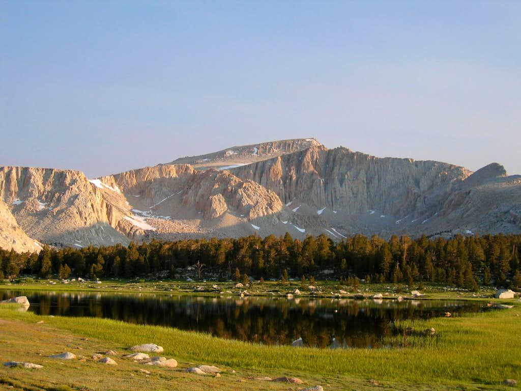 Mount Langley