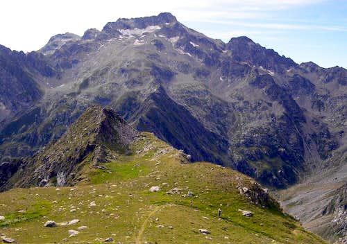 Cima dei Gelas (3143m)