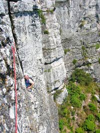 On Africa Crag