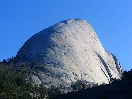 Half Dome - Back Shot