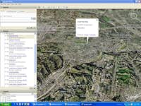 Google Earth Waypoint