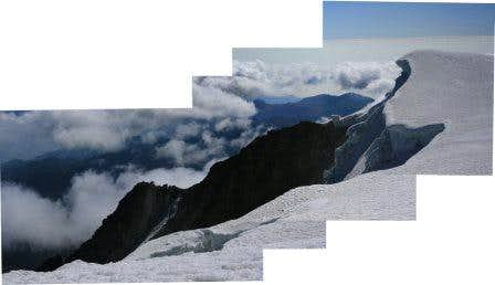 Nevado del Tolima´s North Spur