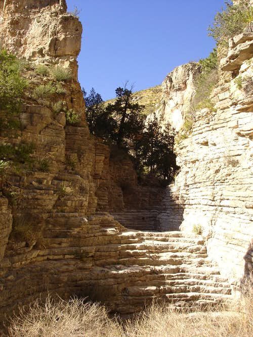 Devil\'s Staircase