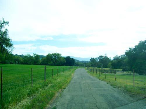 Happy Canyon Road