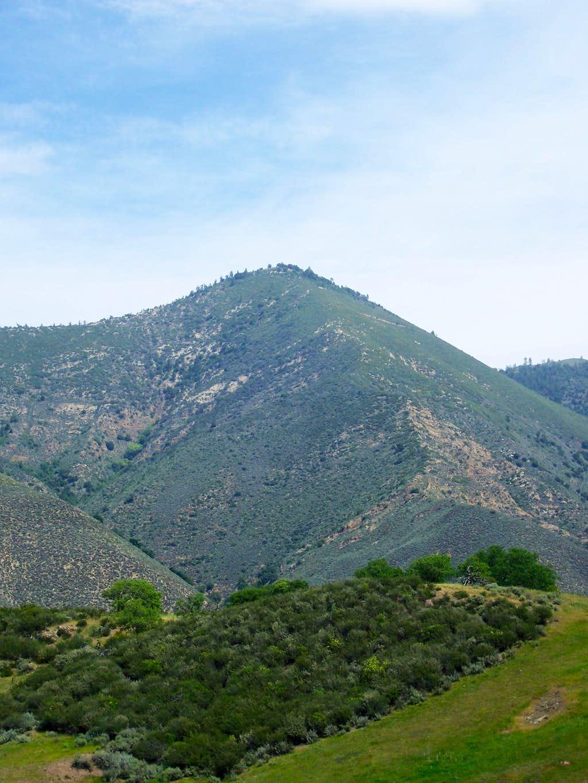 Zaca Peak