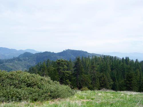 Ranger Peak
