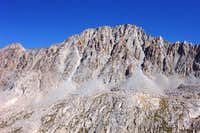 The southwest face of Mt....