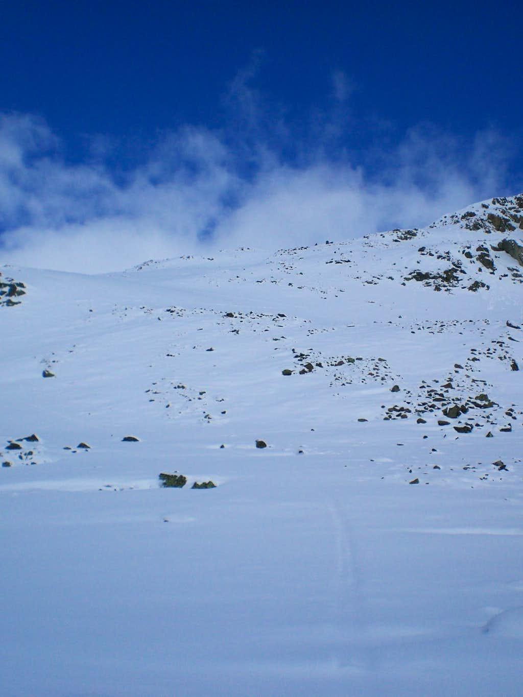 Wildes mannle wintertour