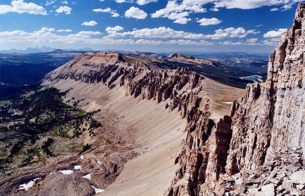 Black Peak View