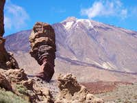 Teide & the Roque