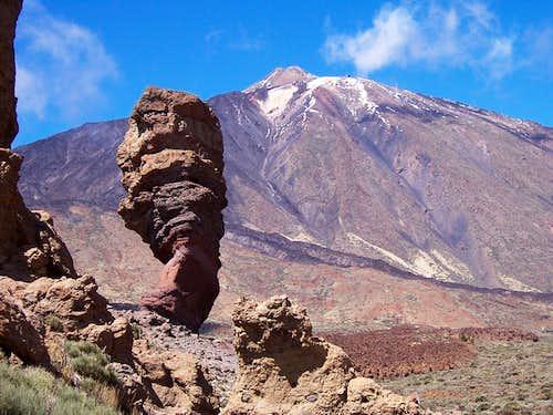 Teide & the Roque