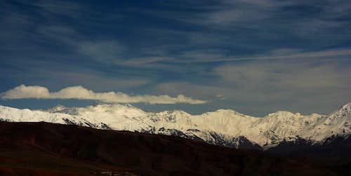 Takhte-Soleiman-Massif West
