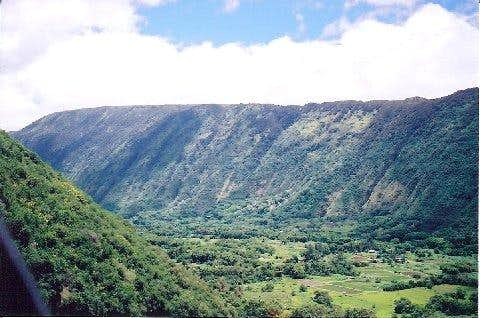 Waipi'o Valley, Hawaii
