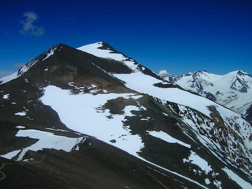Cerro y Pico Plata
