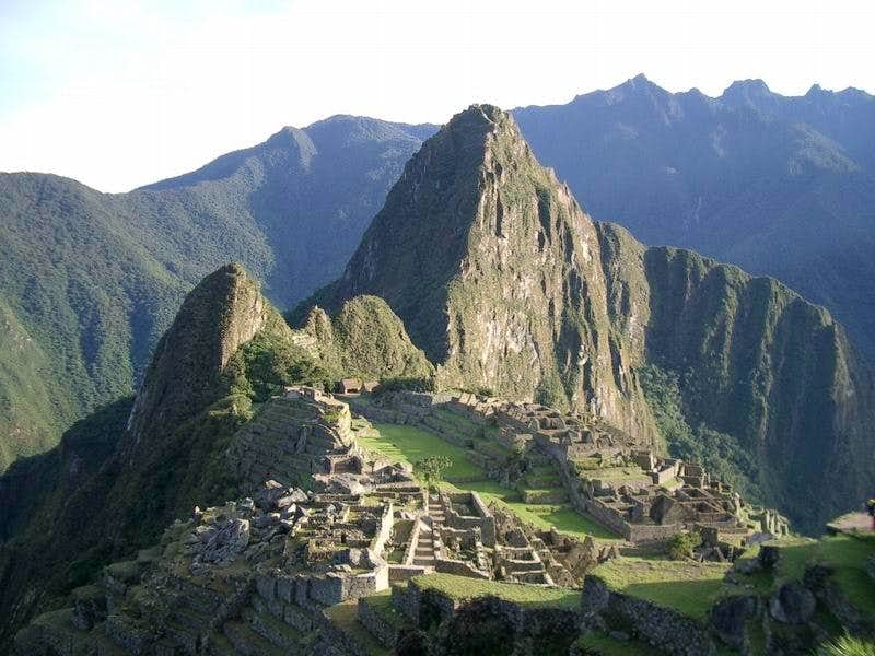Classic Four Day Inca Trail Hike