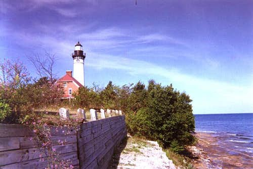 Au Sable Point Lighthouse