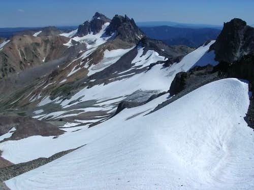 Packwood Glacier - 8/2003