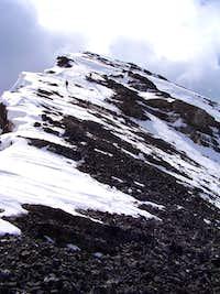 NW Ridge USGS Peak