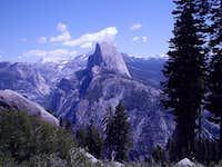 Perched - Half Dome
